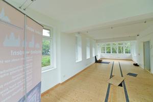 "Renovierter Büroraum im 2. Obergeschoss<span class=""bildnachweis"">Fotos: Remmers</span>"