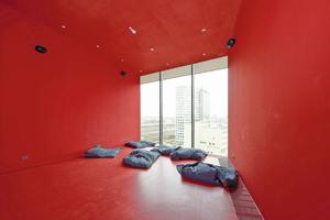 """Der neu konzipierte Wettbewerb öffnet sich nun auch für wegweisende farbige Innenraumgestaltungen<span class=""""bildnachweis"""">Foto: Brillux / Stephan Falk</span>"""