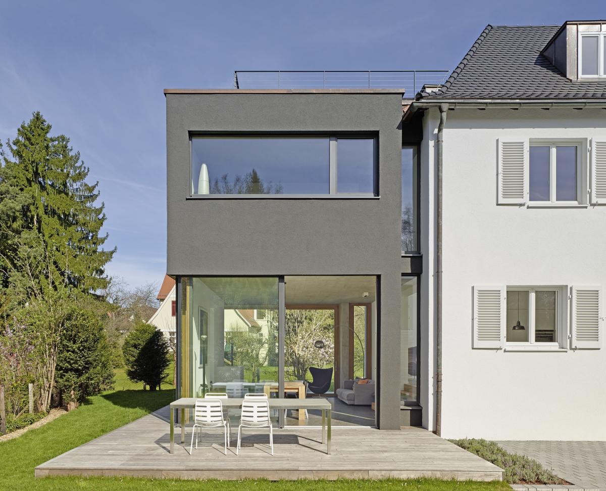 Schwarz Weiss Bauhandwerk