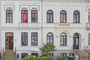 Einen weiteren zweiten gab es für die Instandsetzung des Altbremer Reihenhauses im  Fedelhören Fotos: Roland Rossner / Deutsche Stiftung Denkmalschutz