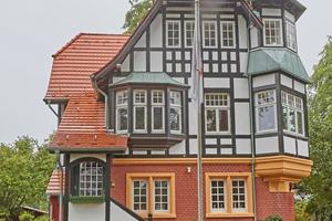Einen zweiten Preis gab es für die Instandsetzung der Außenhülle der ehemaligen Strom- und Wasserversorgungszentrale Bremens