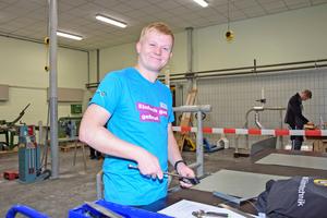Heinrich Golovanov aus Augsburg ist Deutscher Meister der Wärme-, Kälte- und Schallschutzisolierer