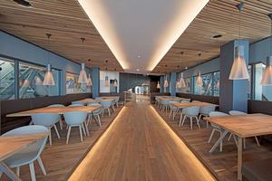 Mit der Eröffnung des Panorama 2962 Mitte 2018 verbindet sich das einzigartige 360-Grad-Panorama über die Alpen mit einem kulinarischen Hochgenuss zu einem Gesamterlebnis<br />