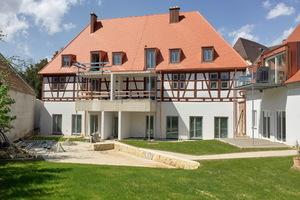 Der Sixenstadel in Nördlingen nach Abschluss der Sanierungs- und Umbauarbeiten