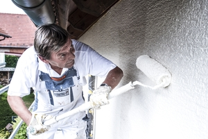 Das Hauptgeschäft für den Betrieb Stuckateur Morlok bleiben natürlich die Stuckateur- und Malerarbeiten