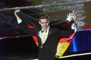 Goldmedaillengewinner Alexander Bruns<br />