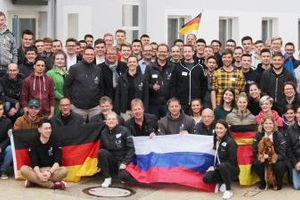 Das Team Germany für die WorldSkills2019 hat etwa 100 Mitglieder<br />