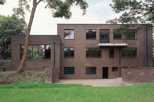Auch das ebenfalls von Ludwig Mies van der Rohe in Krefeld entworfene Haus Esters ist seit Mitte März wieder offen