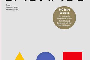 Bauhaus. Hrsg. von Jeannine Fiedler und Peter Feierabend. h.f.ullmann, Rheinbreitbach, 2019, Format 25 x 30 cm, fest gebunden, ISBN 978-3-8480-1104-9, Preis 49,90 Euro.