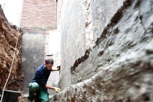 Die Abdichtung von Bauwerken gehört zu den Kernkompetenzen