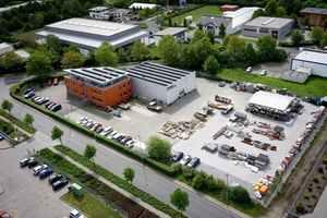 Seit 2002 ist der Neubau an der Brüsseler Allee in Erkelenz Firmensitz