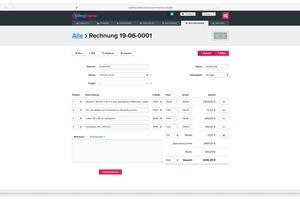 Die Software BillingEngine ist Cloud-basiert und kann mit jedem internetfähigen Gerät und Browser bedient werden