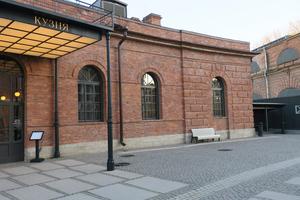 Drei Lagerhäuser wurden im ersten Bauabschnitt saniert
