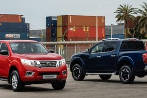 """Der Diesel des Nissan """"Navara"""" erfüllt jetzt die Euro 6d-Temp Abgasnorm"""
