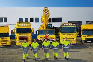 Der ADAC bietet ab sofort einen Reifenservice für alle gängigen Handwerker-Nutzfahrzeuge an