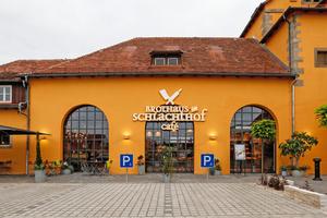 Die BrotHaus GmbH versorgt seit über 400 Jahren die Region Mittel- und Oberfranken mit frischen Backwaren