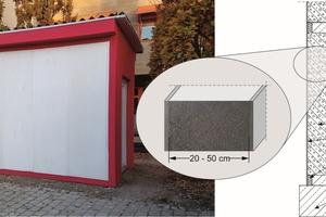 An der Universität Kassel wurde ein multifunktionelles Fertigbauteil entwickelt, das nicht nur sehr gut dämmt, sondern auch vollständig recyclebar ist