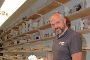 Michael Christmann leitet das Familienunternehmen Stuck-Belz in dritter Generation