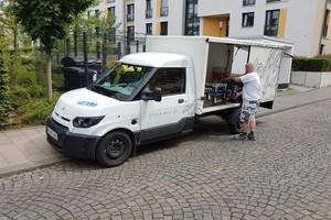 Gut für die Umwelt und gut fürs Image: Elektronutzfahrzeug von Stuck-Belz