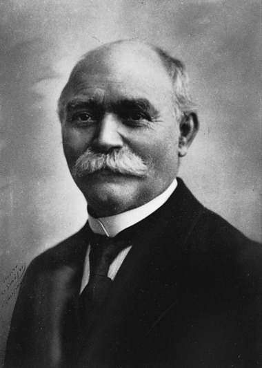 Johann Hermann Picard, sSohn des Firmengründers