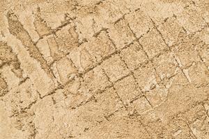 Hintergrundfoto: Fertig strukturierte Putzoberfläche