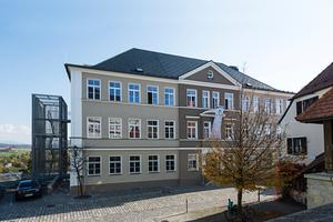 Heute befindet sich in der ehemaligen Knabenschule in Furth im Wald die Fachakademie für Sozialpädagogik und die Berufsschule für Kinderpflege