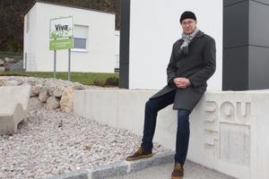 Thomas Wieckhorst, Chefredakteur der bauhandwerk, im Viva Forschungspark in Wopfing bei WienKontakt: 05241/801040, thomas.wieckhorst@bauverlag.de