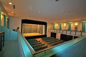 Nach einer Modernisierung im Jahr 1993 präsentierte sich das Gebäudeinnere vor allem nüchtern und funktional