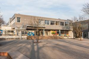 Aus Kapazitätsgründen wurde die Max-Planck-Realschule in Bad Krozingen um eine zweite Etage in Holz-Leichtbauweise erweitert