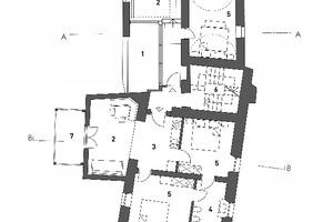 Grundriss 2. Obergeschoss, Maßstab 1:200<br />