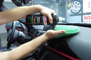 Handelsübliche Reinigungsmittel entfernen laut der Bundeszentrale für gesundheitliche Aufklärung (BZGA) mehr als 90 % der OberflächenkeimeFoto: Sonax<br />