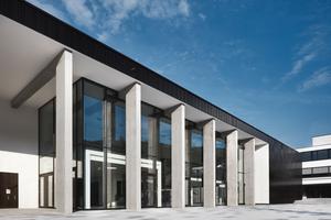 Im Herbst 2018 wurde die ehemals 1900 m² große und nun auf insgesamt 3600m² Grundfläche erweiterte Stadthalle mit Hallenbad in Waldshut-Tiengen neu eröffnet