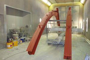 Rechts: … und bei der Firma Stahl- und Maschinenbau Lühmann in Buchholz aufgearbeitet<br />Foto: Stahl- und Maschinenbau Lühmann