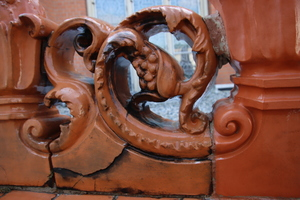 Detail Terracotta