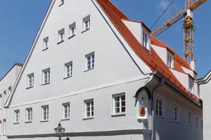 Das denkmalgeschützte Handwerkerhaus nach der zweijährigen Sanierung Ende 2018