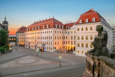 Im Hotel Taschenbergpalais Kempinski in Dresden wurde eine neue Showküche eingebaut<br />