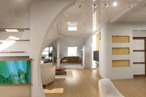 Mit Kalk- und Lehmputz lassen sich moderne Oberflächen in Neubauten ausführen<br />Fotos: Heck Wall Systems