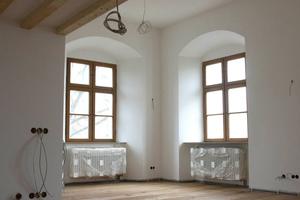 In den Räumlichkeiten der ehemaligen Brauerei-Gaststätte entstehen nun Wohnungen