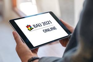Die Messe BAU wird im Januar 2021 erstmals ausschließlich online stattfinden<br />