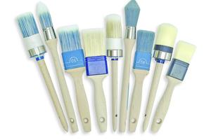 Die Werkzeuge (von links): Storch Aqua Star (1-3), Mesko M3 Aqua (4 und 5), Storch Aqua Star Soft (6 und 7)<br />Mega Konex WB blau (8 und 9)