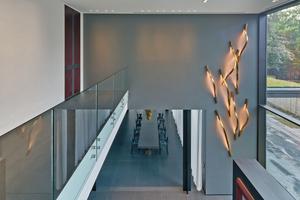 """Die mit """"Softfeel"""" gestalteten Wandflächen haben eine softmatte Oberfläche mit samtweicher Haptik<span class=""""bildnachweis"""">Fotos: Brillux</span>"""