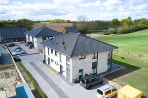 Viel Platz für Wohnkomfort bietet ein Neubaugebiet in Langballig bei Flensburg