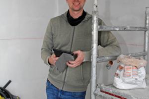 """Von Handwerkern - für Handwerker: Raban Luhmer und Gregor Müller haben zusammen mit Handwerkern """"Das Programm"""" genau auf die Anforderungen und Bedürfnisse dieser Zielgruppe ausgerichtet"""