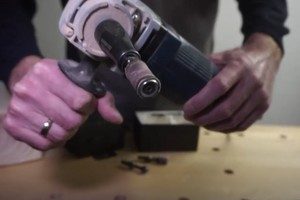 "Praxistest Werkzeugset ""Precision Carving System"""