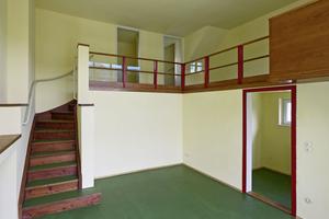 Nach Abschluss der Sanierungs- und Restaurierungsarbeiten ist auch im Inneren der von Adolf Loos und Heinrich Kulka entworfenen Doppelhaushälfte der Wiener Werkbundsiedlung der ursprüngliche Zustand wiederhergestellt