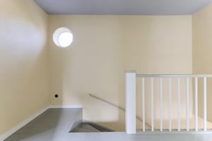 Treppenabgang im Obergeschoss<br />