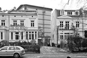 Der Bunker gehörte für viele Anwohner schon immer in das Viertel in Hamburg-Ottensen