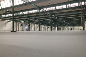 Der Boden der tschechischen Firma Immogard s.r.o ist durch die Verwendung von Carbonbeton bereits nach zwei Wochen voll belastbar