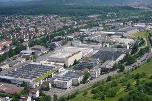 1.250 Menschen arbeiten am Stammsitz von Metabo in Nürtingen.