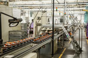 600 der 1.250 Menschen bei Metabo in Nürtingen arbeiten in der Produktion und können damit nicht ins Homeoffice ausweichen.
